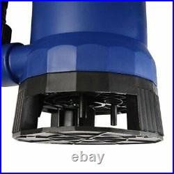 1.5HP 1000W Submersible Dirty Clean Water Pump Swimming Pool Flood Pond