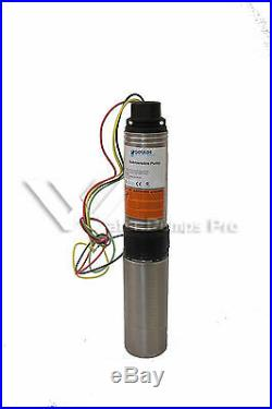 10HS07412CL Goulds 10GPM 3/4HP Submersible Water Well Pump & Motor 3 Wire 230V