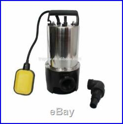 1100W Universal Dirty/Clean Water Pump Submersible Automatic Electric-New