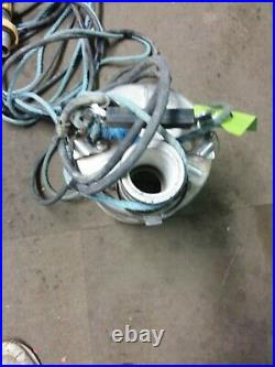 110v Puddle Pump Industrial submersible heavy duty Water all types /makes/size