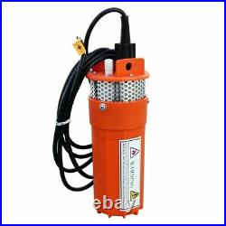 12 Volts Deep Submersible Water Well Pump Solar for 4 Well Pond Watering