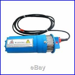 12V Submersible Deep DC Solar Well Water Pump Solar battery alternate en K3K6
