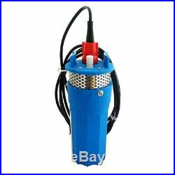 12V Submersible Deep DC Solar Well Water Pump, Solar, battery, alternate en S4F2