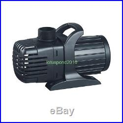 1700GPH Submersible Pump Aquarium Fish Tank Powerhead Fountain Water Hydroponic