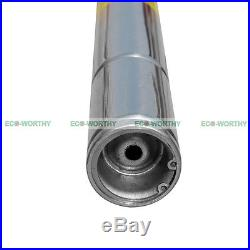 2 (50mm) 240V Submersible Bore 0.5HP Water Pump Deep Well Pump Farm Watering
