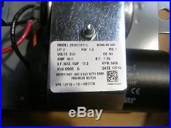 2 HP 230V 1PH Franklin QD Standard Control Box Submersible Water Pump 2823018110