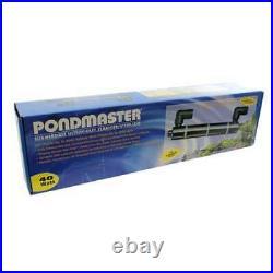2 PONDMASTER 02940 Supreme 40 Watt Submersible Pond Aquarium UV Water Clarifiers