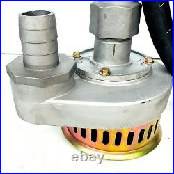 2 Submersible Water Pump Dynapac Fitting For Vibrating Poker Unit Belle Wacker