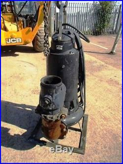 2013 Sulzer XFP 150G 6 Inch Submersible Water Pump (Vat Included)