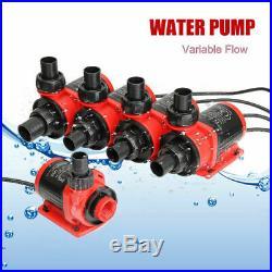 220v Jebao Jecod Submersible Water Pump Aquarium Variable Flow Fish Pond Tank Uk