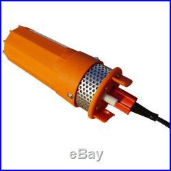 24 Volt DC Mini Solar Submersible Water Pump for Fountain Sump Waterfall