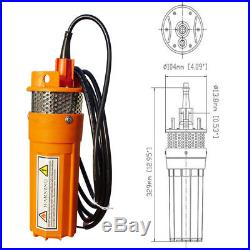 24 Volt DC Mini Solar Submersible Water Pump for Fountain Sump Waterfall uk