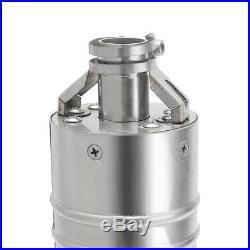 24V 216W Solar Submersible Farm Water Pump 5m³/hour 10M Head Deep Well Machine