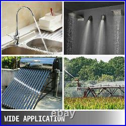 250W 24Volt Solar Surface DC Water Pump Shallow Well Pond Pump + MPPT Controller