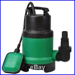 250W UNIVERSAL DIRTY WATER PUMP SUBMERSIBLE AUTOMATIC ELECTRIC POND PUMPS -New