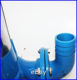 2HP Submersible Sewage Ejector Drain Water Pump Plumbing 136GPM with UL 30' Cable
