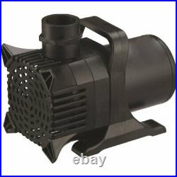 3000 GPH Hybrid Submersible Pump with Variable Speed Controller for Water Gardens