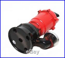 3200w Heavy Duty Submersible Electric Clean Dirty Pond Flood Sewage Water Pump