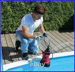 520W 2 in 1 Submersible Clean & Dirty Water Pump 230V EINHELL