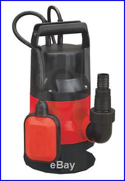 750W UNIVERSAL DIRTY WATER PUMP SUBMERSIBLE AUTOMATIC ELECTRIC POND PUMPS -New