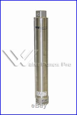 93619012 Franklin 4 Submersible Water Well Pump End Only 90GPM 5HP Motor Req