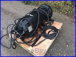 ABS AFP2001M 450/4-51 Submersible Slurry/ Water Pump AD Plant PLUS VAT