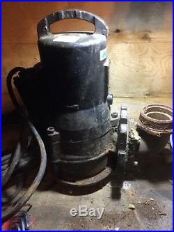 ABS pump as0840.142-s26/2 water, wastewater and sewage pump 68m3/h submersible