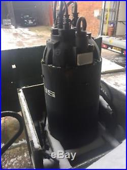 Abs Submersible Sewage Pump Water Pump Big 50 Kw New Sump Slurry