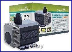 All Pond Solutions Submersible Pond/Aquarium Water Pump