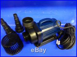 Aqua Forte DM 13,000 EcoMax DM Series Pump Not Variable