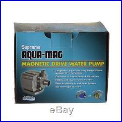 Aqua-mag 24 (2400gph Magnetic Drive Utility Pump)