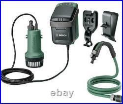 BOSCH GARDENPUMP 18V Li-Ion Cordless Garden Water Pump Bare Unit