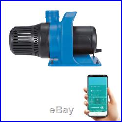 Bermuda 20000 Wifi Control Pond Filter Pump Water Feature Dry Mount Submersible