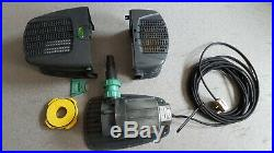 Blagdon FH-16000 Force Hybrid Submersible Pond Water Pump Fish Koi Filter