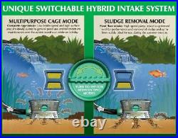 Blagdon Force Hybrid 14000 LPH Pond Pump Submersible Solids Handling Fish Water