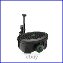 Blagdon Inpond All In One Pond Pump Filter Fountain UV System Clean Water Sponge
