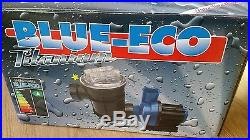 Blue Eco 240W koi pond Pump Brushless DC manufacturer refurbished