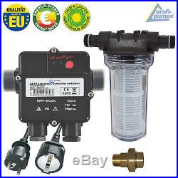 Booster Pump Water Pressure Centrifugal Jet Self Priming Multi Stage Submersible