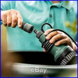 Bosch GARDENPUMP 18 18v Cordless Submersible Water Pump 1 x 4ah Li-ion