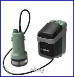 Bosch GardenPump 18 Cordless Garden Watering Pump