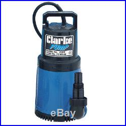 Clarke 1¼ Submersible Water Pump CSE2