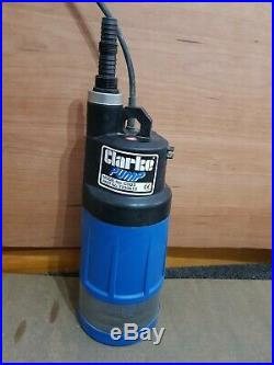 Clarke CSD3 1 Multi Stage Submersible Water Pump 7230610