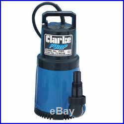 Clarke CSE2 1 1/4 Submersible Water Pump 253L/min 230v 750w