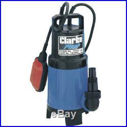 Clarke CSV2A 1 1/4'' Submersible Vortex Water Pump 7230600