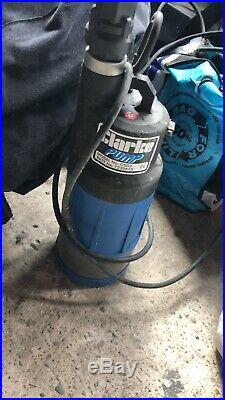 Clarke Csd3 240v 1 Multi Stage Submersible Pump Water Pump
