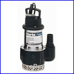 Clarke HSE300 2 H/Duty Submersible Water Pump (240V)