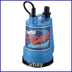 Clarke Hippo 2 1 Submersible Water Pump (110V)