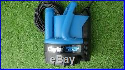 Clarke Submersible Puddle Pump For Draining Surface Water Psp125