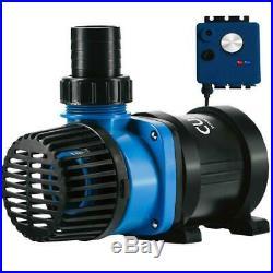 Current Model 6010 eFlux DC Flow Aquarium Pump 1900 GPH with Wireless Control
