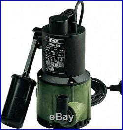 DAB NOVA 300 M-A Submersible Water Pump Flood Pump